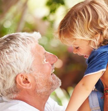 El 76 por ciento de los abuelos españoles cuidan de sus nietos esta Semana Santa