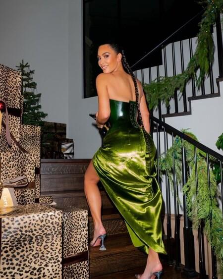 Kim Kardashian Navidad 2020 03