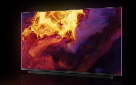 Huawei acelera su apuesta por HarmonyOS con el Vision 55i: un nuevo televisor 4K con cámara frontal por menos de 500 euros