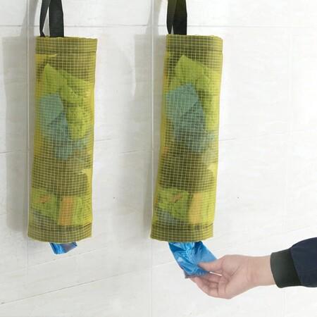 Almacenar bolsas de plástico