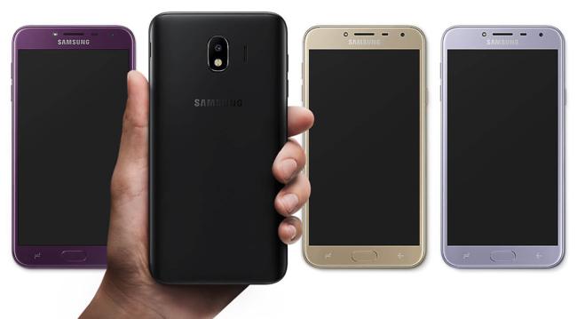 Samsung Galaxy J4: el nuevo modelo económico con pantalla 16:9, sin lector de huellas y con demasiados recortes