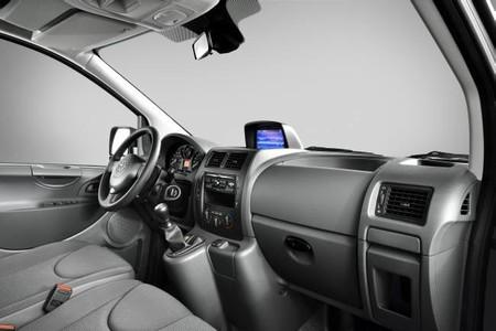 Interior Nueva Toyota ProAce