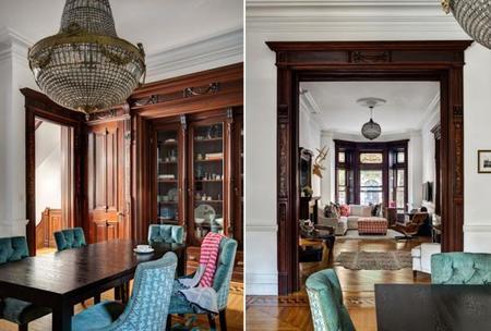 remodelación de una casa victoriana en Brooklyn