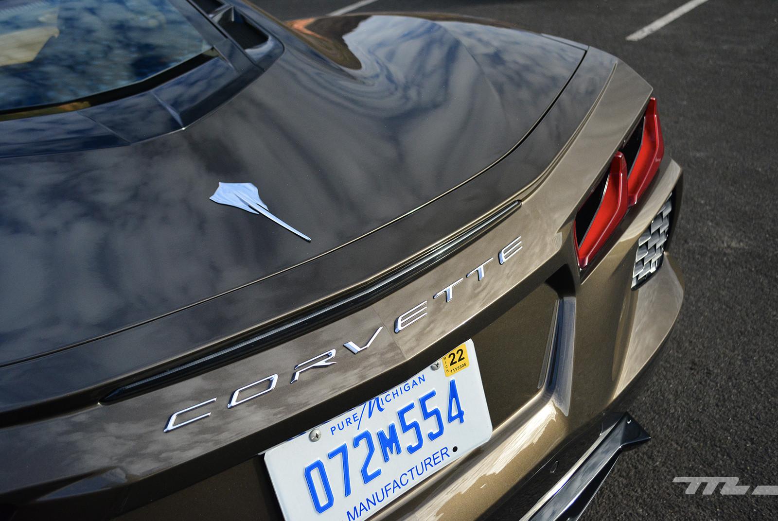 Foto de Chevrolet Corvette 2020 (prueba) (30/73)