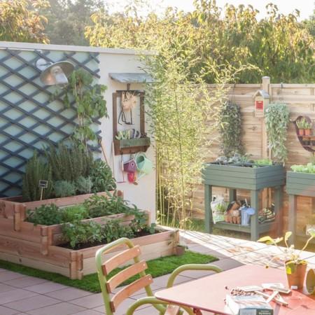 ¿Quieres llevar un estilo de vida más sostenible? Empieza por el jardín o la terraza
