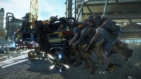 Diez minutos de gameplay de lo más heavies sobre 'Dead Rising 3' [GC 2013]