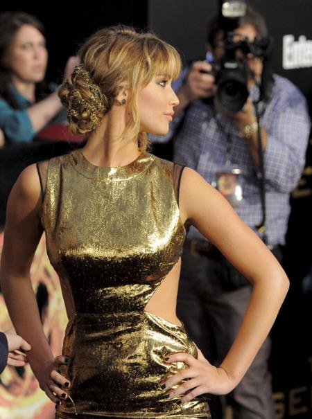 """Jennifer Lawrence, """"la mujer hot"""" de 2012"""