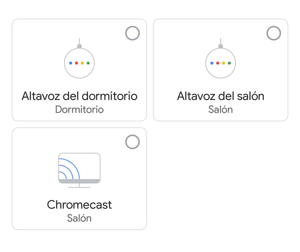 Todos os Chromecast já suportam áudio multi-room, já pode adicioná-los a um grupo de colunas de som com o Google Home