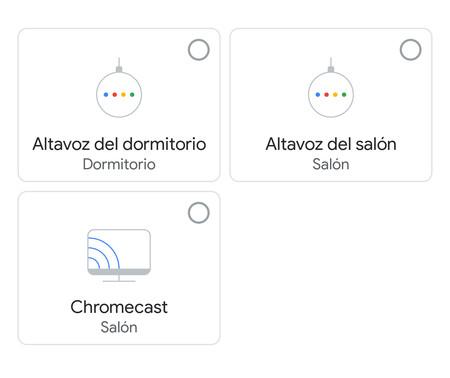 Los Chromecast ya soportan audio multi-room, ya puedes añadirlos a un grupo de altavoces con Google Home
