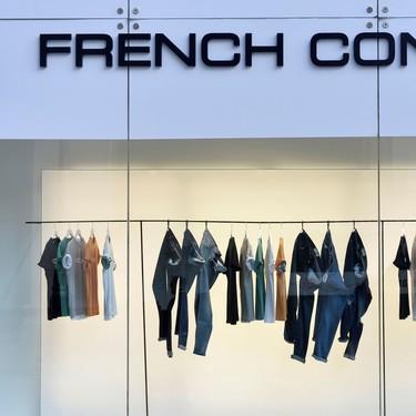 French Connection logra beneficios, pero la firma británica continúa en peligro de cierre