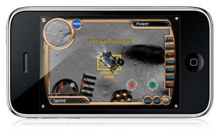 La NASA publica en la App Store un simulador del vehículo con el que volverá a la Luna en 2020