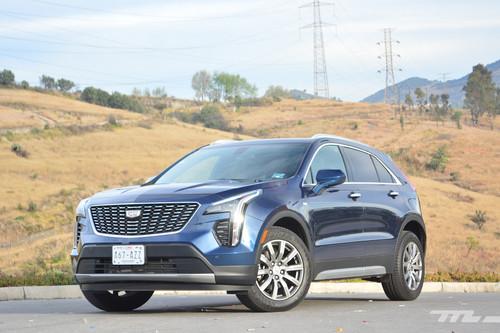 Cadillac XT4, a prueba: el SUV premium atractivo e interesante para conductores de todas las edades