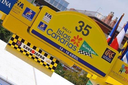 El Rally Villajoyosa se cae del Nacional mientras que el Islas Canarias continuará en el IRC
