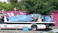 24 horas de Le Mans 2014: Audi reconstruirá el Audi R18 e-tron quattro destruido