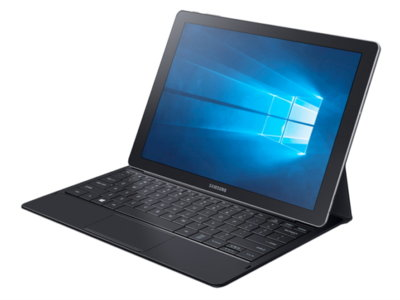 Samsung presenta su convertible Galaxy TabPro S con Windows 10 y la nueva serie Notebook 9
