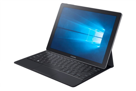 Samsung presenta su convertible Galaxy TabPro S con Windows 10 y la nueva serie Notebook 9
