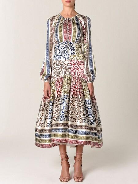 Caronia Dress Front Ecomerce Fall21