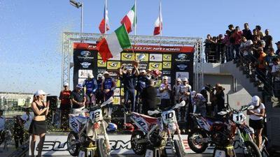 Italia vence en el Supermotard de las Naciones 2012 (SMoN)