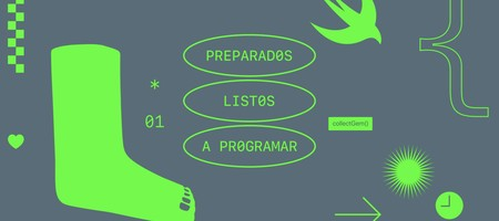 Preparados, listos, a programar