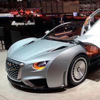 Hispano Suiza Carmen, el retrofuturista GT eléctrico español, con 1.019 CV y un precio de 1,5 millones de euros