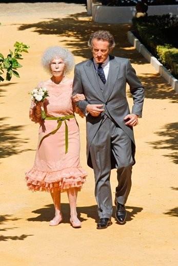 La de la Duquesa de Alba ha sido la boda del siglo... del siglo y medio