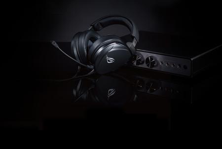 ROG Theta Electret: los nuevos auriculares gaming de ASUS aterrizan en las tiendas y conocemos su precio