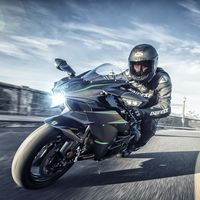 ¡Más madera! La Kawasaki Ninja H2 se renueva para 2019 con 231 CV y mejor electrónica