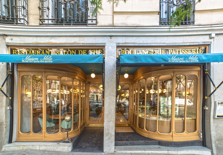 Maison Mélie, un restaurante boutique que nos lleva de Madrid a París