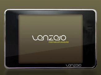 Venzero SLICKR, con pantalla más grande