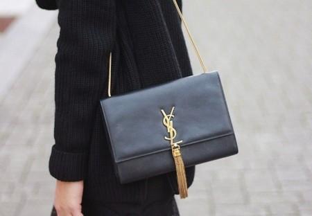 Duelo de estilo: cuando el clutch lo firma Saint Laurent (con Yves)