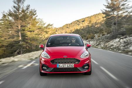 Ford Fiesta ST 2018, prueba contacto