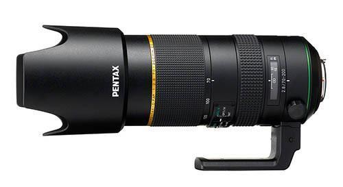 HD PENTAX D-FA 70-200mm F2.8ED DC AW y HD PENTAX-D FA 150-450mm F4.5-5.6ED DC AW, los nuevos telezooms de alta gama para Pentax