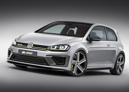 Volkswagen Golf R400, con 420 razones para esperar su lanzamiento