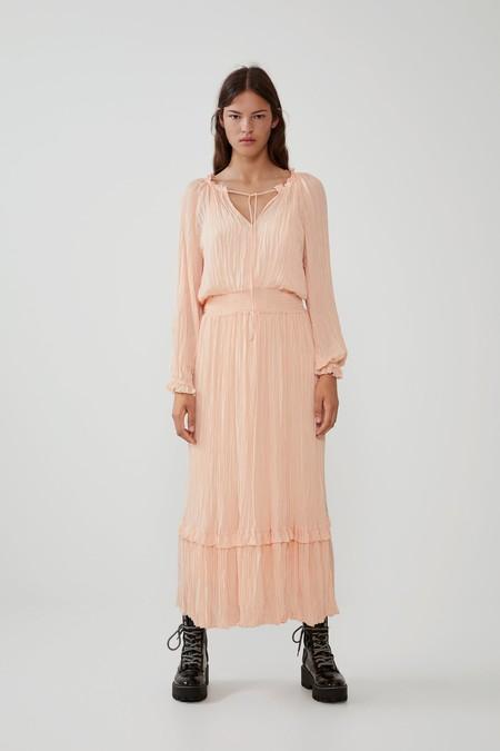 Vestidos Arrugados Zara 2