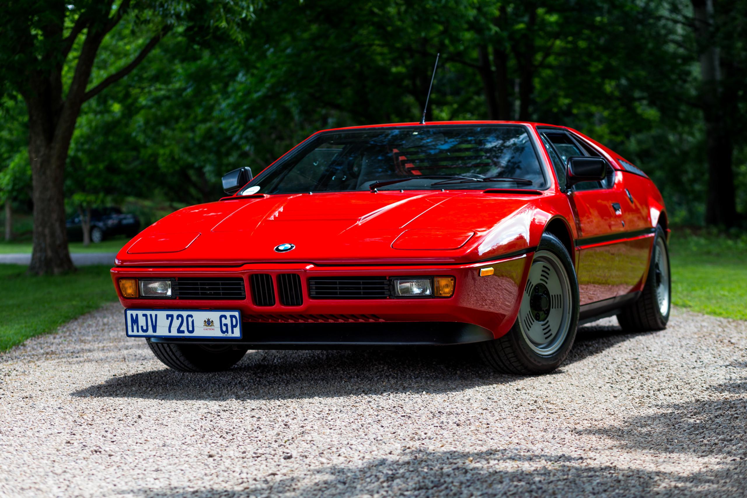 Foto de BMW M1 cumple 40 años (6/9)