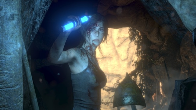 Rise Of The Tomb Raider 20 Year Lara