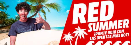 Las 9 mejores ofertas del Red Summer de MediaMarkt