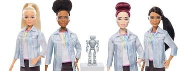 Barbie estrena este año una nueva carrera: Ingeniera en Robótica, pero además enseñará programación