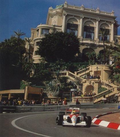 Se acerca el Gran Premio de Mónaco