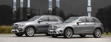 Los Mercedes-Benz GLE 350e y GLC 300e se estrenan con la promesa de hasta 90.9 km/l
