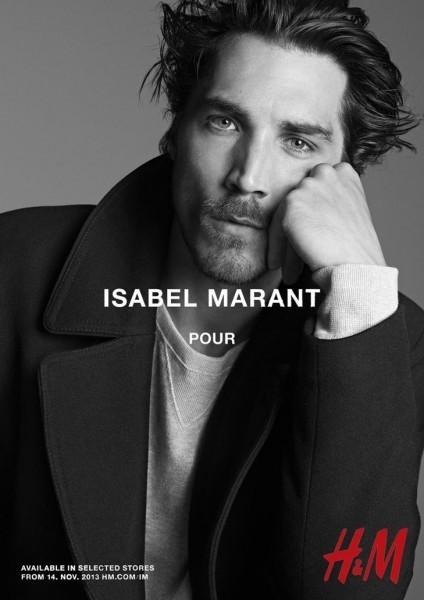 H&M Campaña Isabel Marant