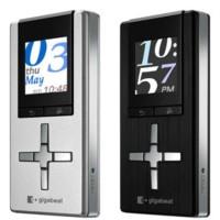 Toshiba Gigabeat U con renovado diseño
