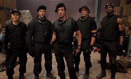 'Los mercenarios', Stallone añorando los 80