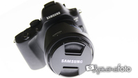 Samsung NX20, análisis