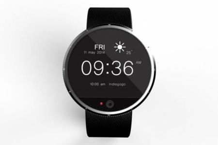FiDELYS se atreve a incluir reconocimiento de iris en un smartwatch