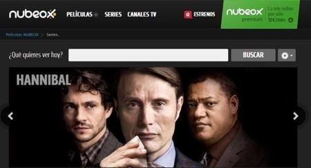 Nubeox se reconvierte con canales de TV de pago en directo y tarifa plana