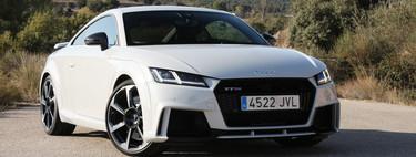 Probamos el Audi TT RS, un juguete de 400 caballos que jamás se sale de sus casillas
