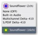 Soundflower, ahora universal