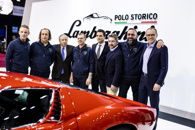 Foto de Lamborghini Miura SV de Jean Todt (11/37)