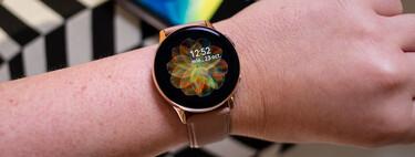 El smartwatch más deportivo de Samsung, el Galaxy Watch Active 2, a uno de sus precios más bajos en Amazon por 179 euros